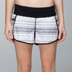 lululemon athletica    Striped Tracker Shorts